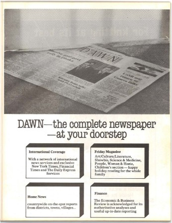 The only Dawn Ad I have ever seen