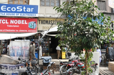 An Oasis in midst of consumerism