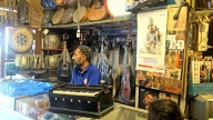 2 - Sohail's music shop has a wide range of musical instruments