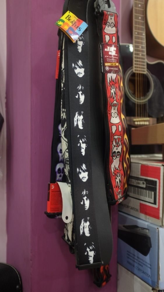4 - Beatles has been a favorite and inspiration for Beatles Music shop owners