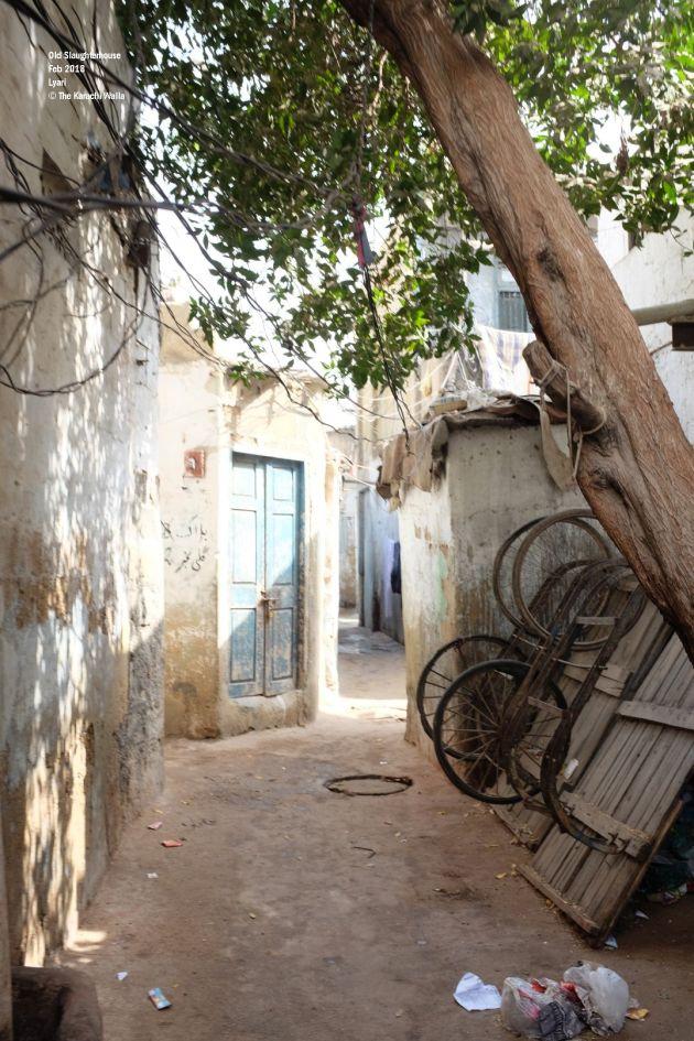 City Walk – Around Old Slaughterhouse, Lyari | The Karachi Walla