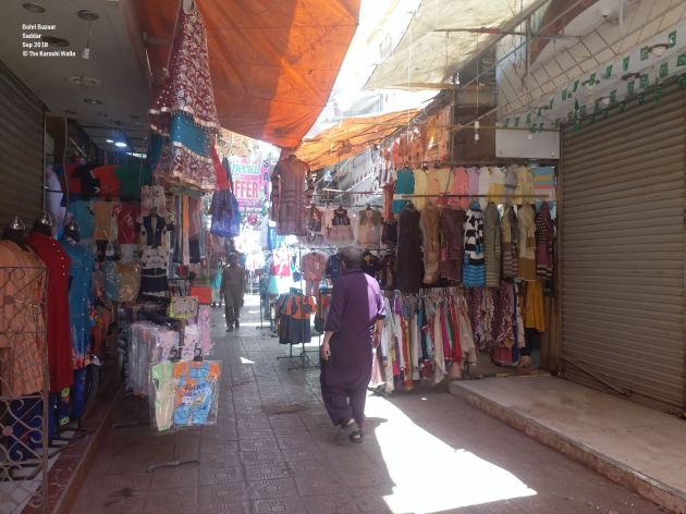 City Markets – Bohri Bazaar | The Karachi Walla